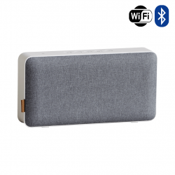 Bluetooth & WiFi Speaker MOVEit | Dusty Blue