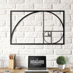Wall Deco Golden Ratio