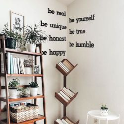 Wall Deco Be Yourself