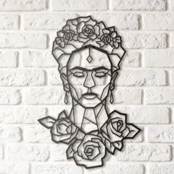 Wanddekoration Frida Kahlo
