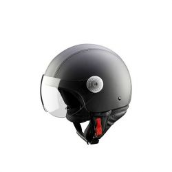 Casque Visor Crash | Noir | Medium