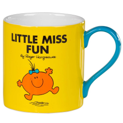 Two Sided Mug Coloured | Little Miss Fun