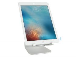 iPad Stand mStand Tablet Plus | Silver