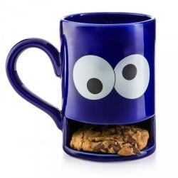 Mug à Gateau / Monster | Bleu