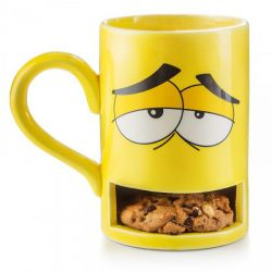 Mug Monster / Cookie Cup | Geel