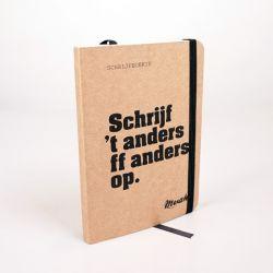 Notebook | Schrijf 't anders ff anders op