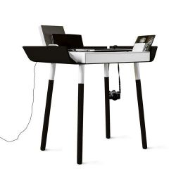 Bureau My Writing Desk Small | Zwart/Wit