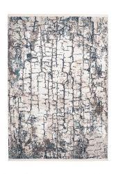 Teppich Mykona 333 | Grau - Blau