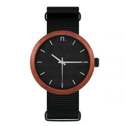 Watch Men NEW HOOP 43 | Black & Grey