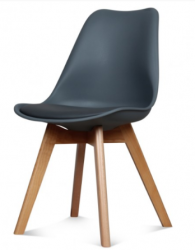 Scandi Chair | Dark Grey