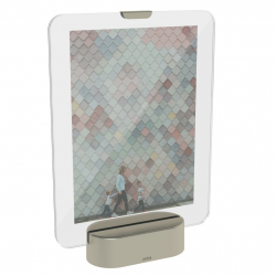 Picture Frame Glo 13 x 18 cm | Nickel