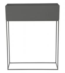 Pflanzkasten 55 x 20 x 70 cm | Grau