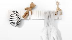 Garderobe Switchboard | Weiß