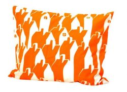 Cushion Neighbourhood | Orange