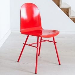 Nam Nam Chair Glatt | Orange