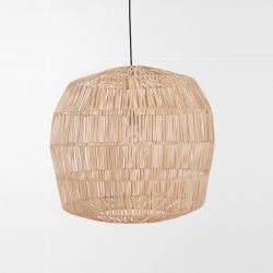 Hanglamp Nama 4 | Naturel