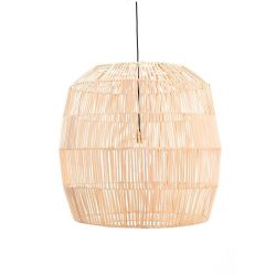 Hanglamp Nama 5 | Naturel