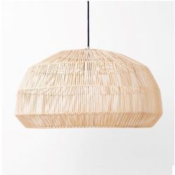 Hanglamp Nama 1 | Naturel