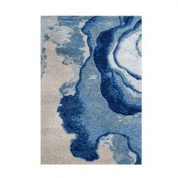 Rug Namaste 100 | Blue & Grey