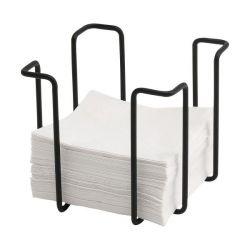 Porte-serviette | Noir
