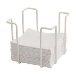 Porte-serviette | Blanc