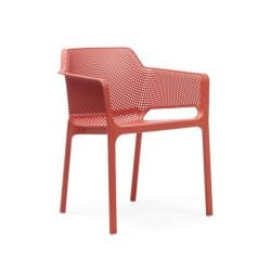 Stackable Chair Net | Coral