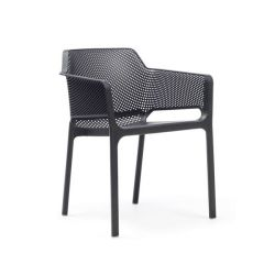 Stackable Chair Net | Anthracite