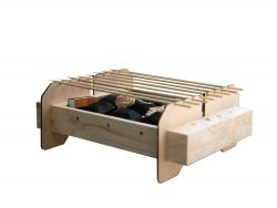 Disposable BBQ Wood | NaturGrill