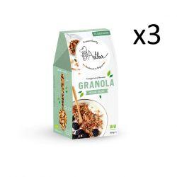 Granola 300 g Set de 3 | Nature
