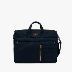 Messenger Bag Bomber | Navy