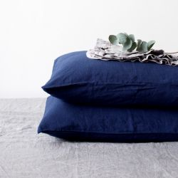 Pillow Case | Navy Blue