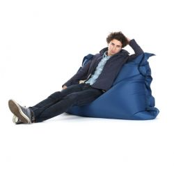 Beanbag Indoor | Navy Blue