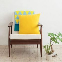 Cushion | Yellow