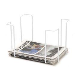 Porte-journaux Newspaper | Blanc