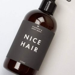 Shampooing & Nettoyant Corps Nice Hair 250 ml