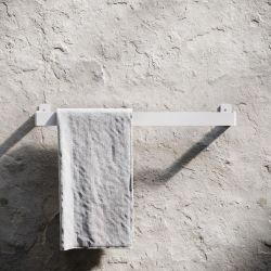 Towel Hanger | White