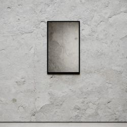 Mirror Small 79 x 49 cm | Black