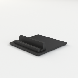 Telefon- und Tablettenhalter-Kachel | Schwarz