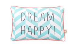 Message Cushion | Dream Happy