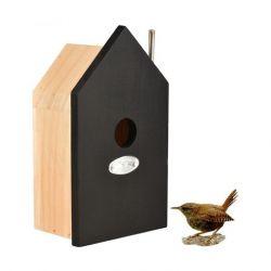 Cabane à Oiseaux Maison | Troglodyte