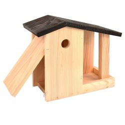 2 in 1 Nesting Box + Feeding