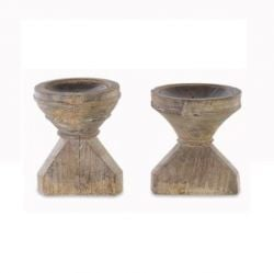 Reclaimed Candle Stick Budana