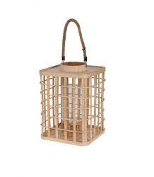 Lantern Bamboo 31,5 cm
