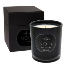 Scented Candle Vetiver, Basil & Mint