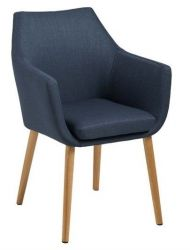 Armchair Ronka | Dark Blue