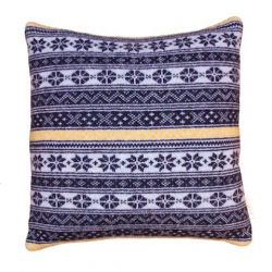 Cushion Nordic Inspiration Blue/Yellow