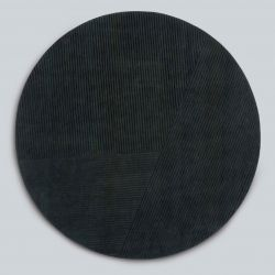 Rug Row Circular | Dark Green