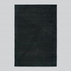 Rug Row Large | Dark Green
