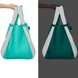 Notabag Reflective Mint