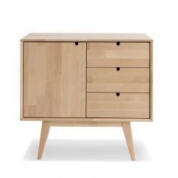 Chest of Drawers Notte | Birch Wood